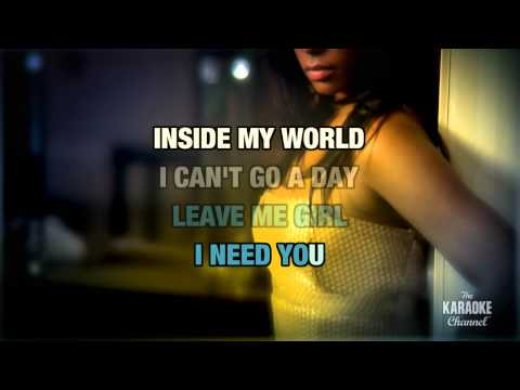 Suffocate : J Holiday | Karaoke With Lyrics