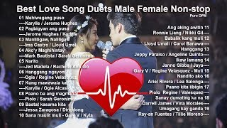 Ultimate Male / Female Duet Love Song Collection POPM