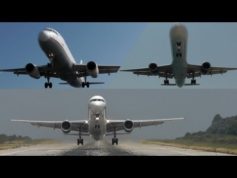 1 Hour of Insane Plane Spotting at Skiathos, the 2nd St Maarten!