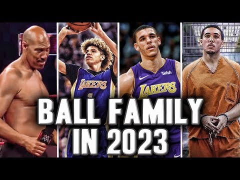 Where Will Each Member Of The Ball Be In 2023? Lamelo Ball On The Lakers?