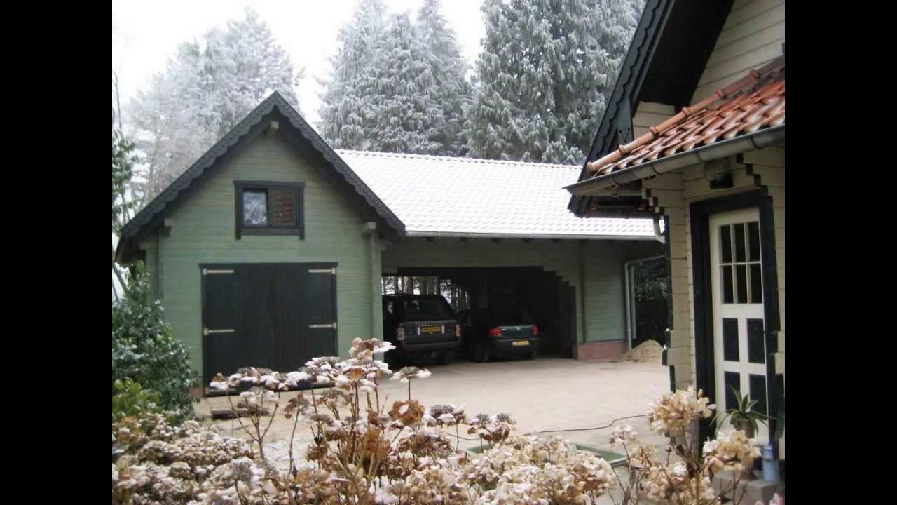 carport garage aus holz bauen blockhaus 24 dr jeschke. Black Bedroom Furniture Sets. Home Design Ideas