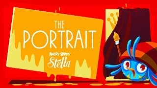 Angry Birds Stella Episode 11 The Portrait
