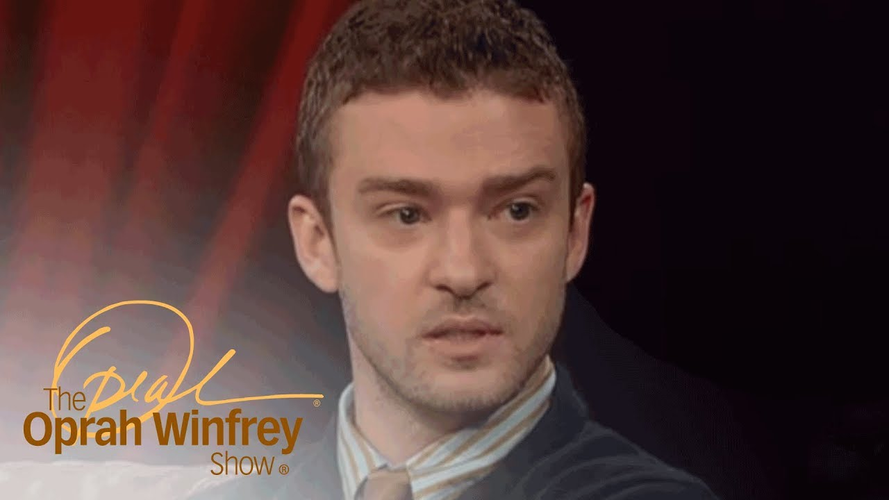 Justin Timberlake On Britney Spears 2007 Breakdown The Oprah