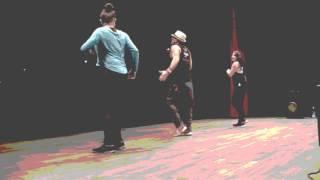 SOPRANO  En FEU - ZUMBA Chorégraphie- EMD Dance  04.11.2016