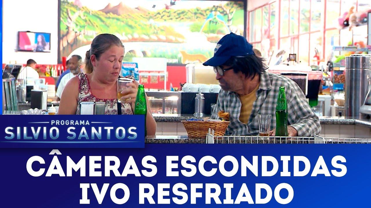 Ivo Resfriado | Câmeras Escondidas (27/01/19)