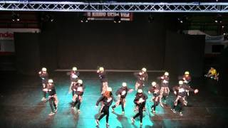 Soul Addiction - RDM 2014 - Hip Hop - Categoria Open