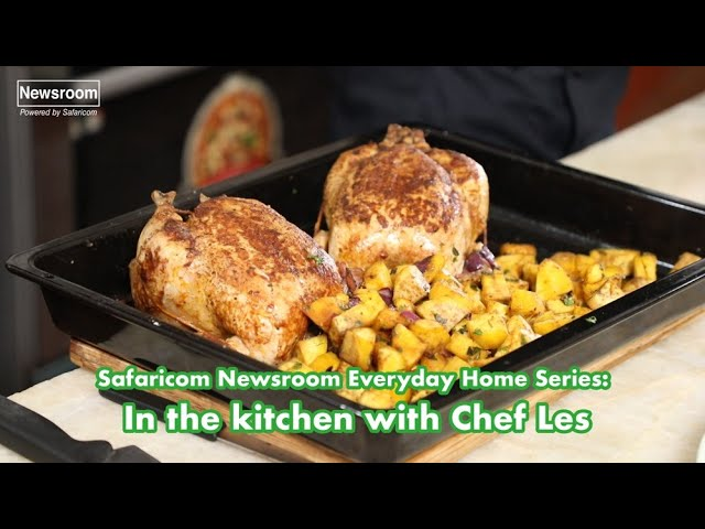 Everyday Home: Grilled chicken in 45 minutes