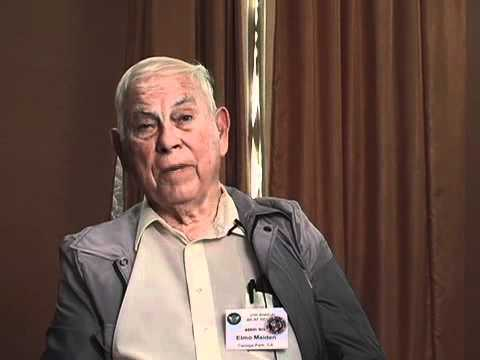 466th Bomb Group Veteran Interviews Ralph Lynn & Elmo Maiden