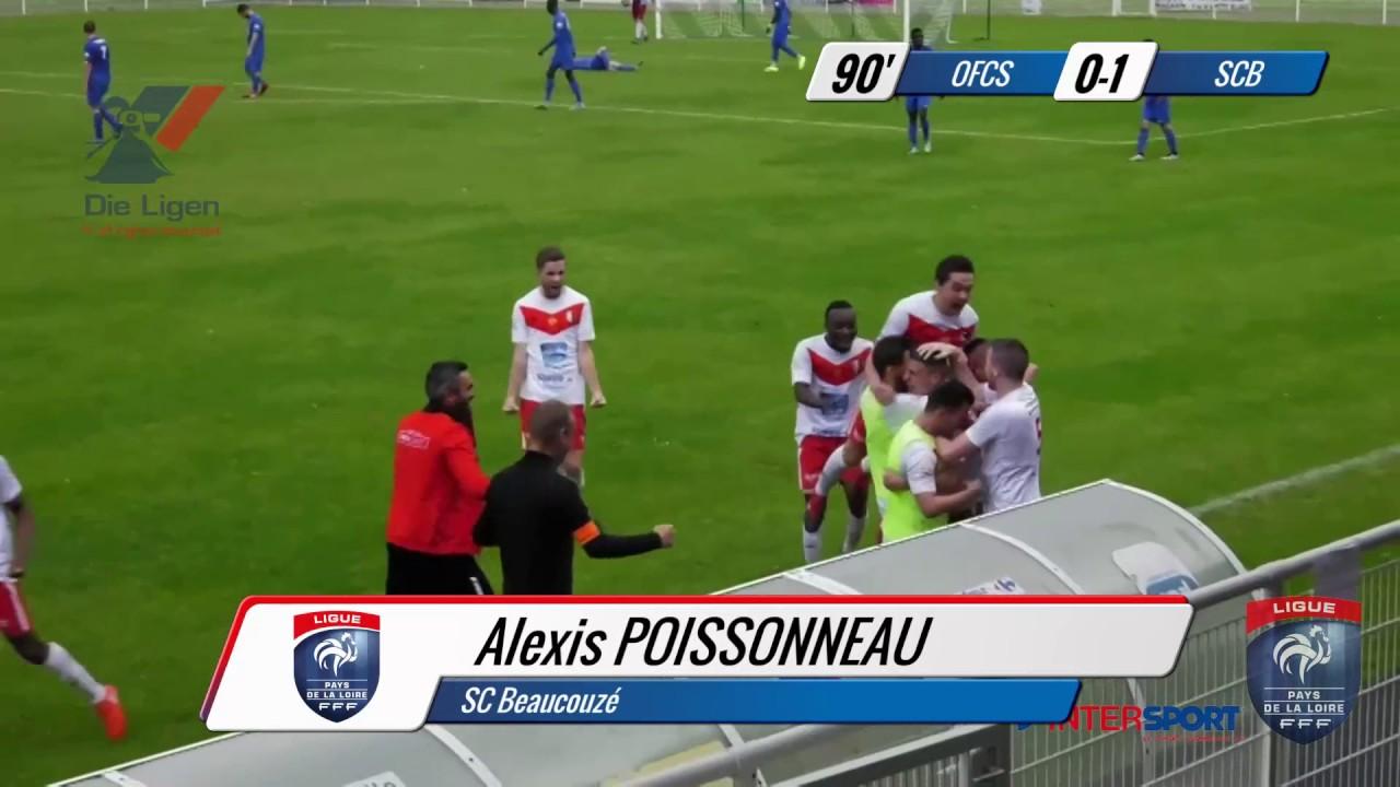 5b2a5aee3b1 DH Intersport (25e journée) : le résumé de OFC Saumur / SC Beaucouzé ...