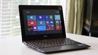 "ASUS X102BA-BH41T 10.1"" Touchscreen Laptop Review"