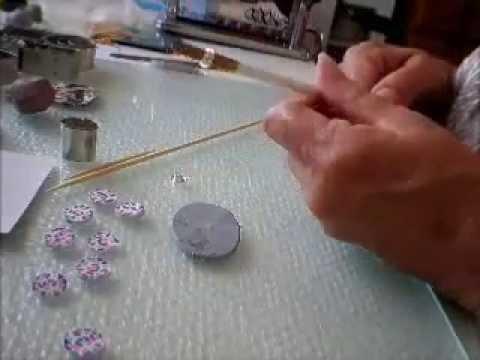 Как сделать бусину Пандора из пластики Fimo