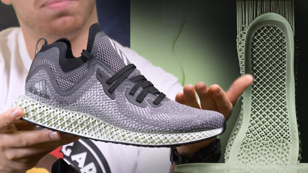 new product 3dce1 673eb adidas AlphaEdge 4D Unboxing  In-depth Sneaker Review, On-Foot  Honest  Opinion