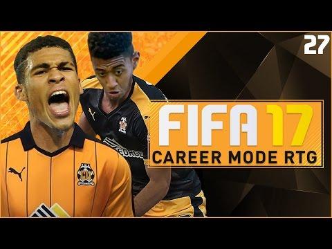 FIFA 17 Career Mode RTG S5 Ep27 - INCREDIBLE TENSE UCL SEMI FINALS!!