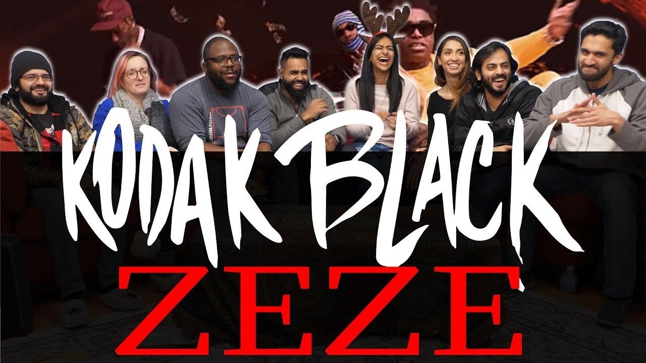 Download Music Monday! - Kodak Black -  ZEZE (feat. Travis Scott & Offset) -  Group Reaction