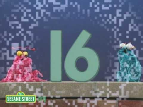 Sesame Street: Martians Discover 16