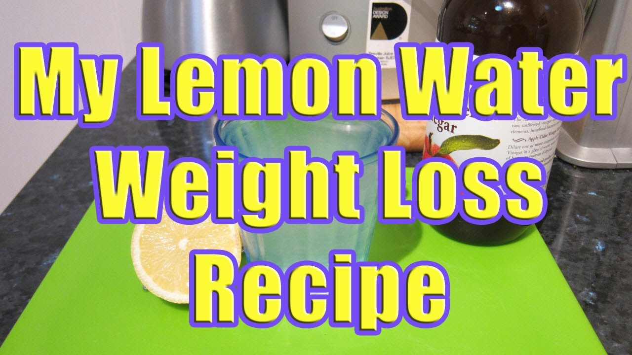 Water with lemon for weight loss: recipes and reviews 36