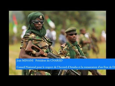 Burundi : Arrêter le génocide et chasser le président Pierre Nkurunziza