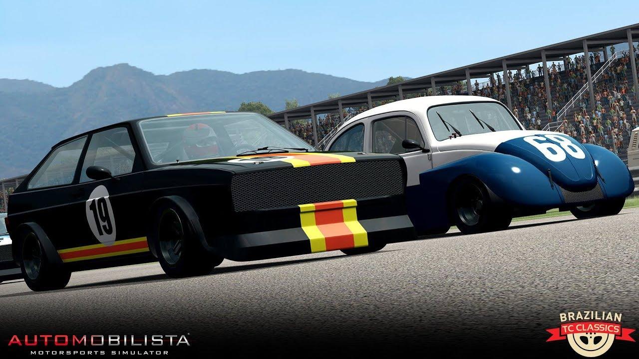 Automobilista Brazilian Touring Car Classics Gameplay (PC) - YouTube