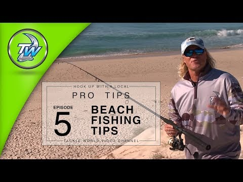 Beach Fishing Tips