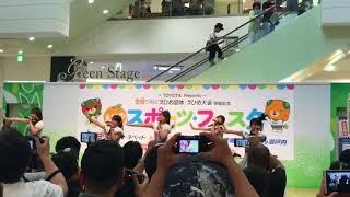 9/2にエミフルMASAKIで行われたTeam8による2回目のスペシャルライブです...