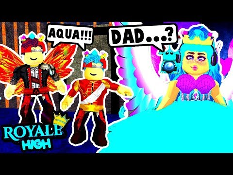 The Truth About My Dad Malty...😈 Royale High | Royal High School | Roblox Roleplay