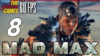 Прохождение Mad Max на Русском (Безумный Макс)[PС|60fps] - #8 (Смертельная гонка)