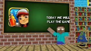 Monster School Escola Monstro: Todos Episódio 1 - Animação Minecraft