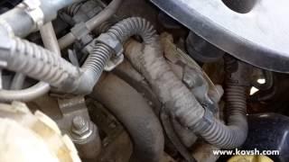 Как стучит цепь газораспределения на двигателях FIAT Doblo 1.3 JTD(, 2014-11-20T09:42:46.000Z)