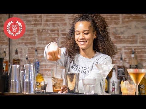 Cours International de Barman - European Bartender School