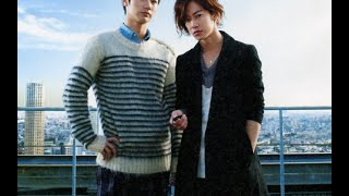 Just a fan-made video based on Haruma and Takeru's snap of their gr...
