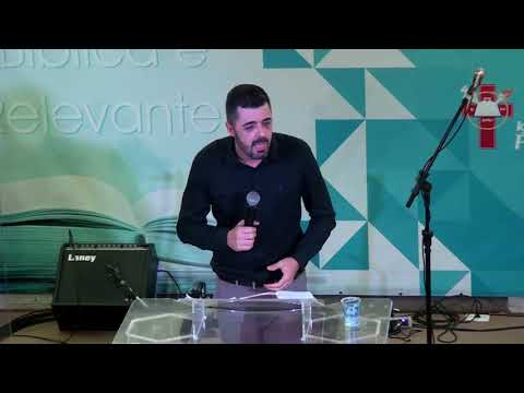 Alegria e sabedoria nas adversidades Tg.1  Pb. Antonio Carlos Freitas - ICPBB em Ribeirão Pires