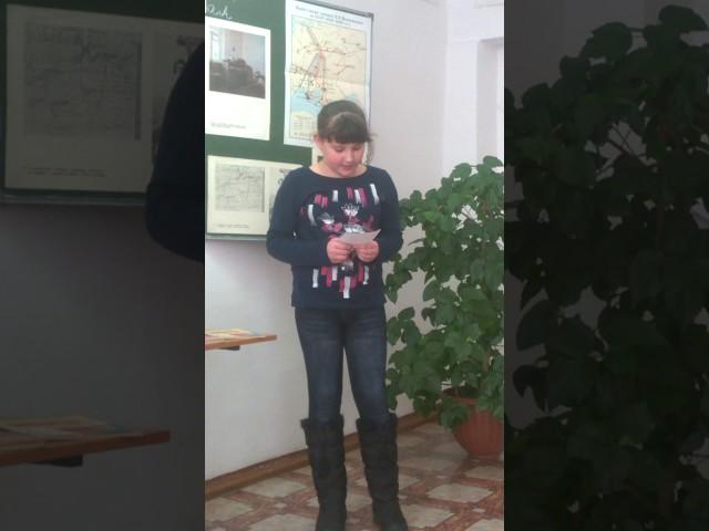 Изображение предпросмотра прочтения – ДианаВетрова читает произведение «Тучкины штучки» В.В.Маяковского