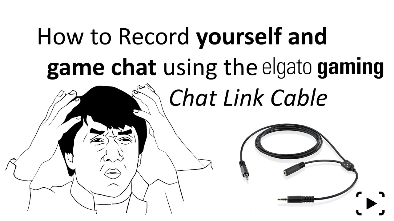 how to get elgato to record discord