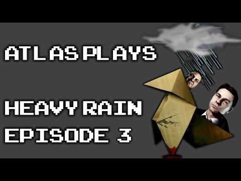 Heavy Rain episode 3: ARI oculus rift