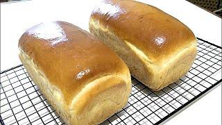 Домашний заварной хлеб Homemade custard bread