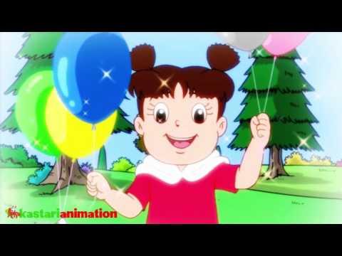 Balonku Ada Lima - Lagu Anak Diva