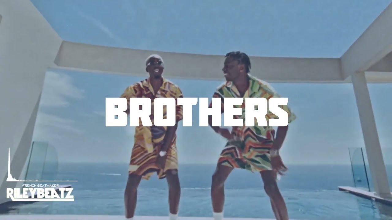 "MHD x Tiakola Type Beat ""BROTHERS"" // instru chill 2021 \\ ( Prod. Riley Beatz )"