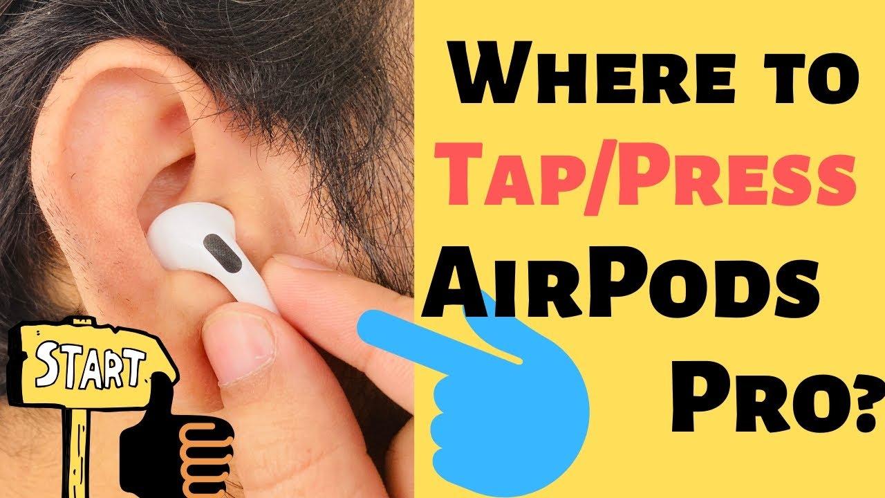 Thủ thuật airpod pro
