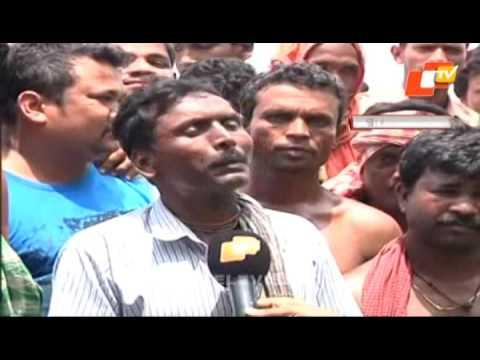 Floodwater recedes, but 20 Balasore villages still marooned