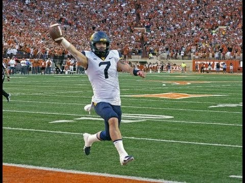 Will Grier SHOCKS Texas to Keep WVU's National Title Hopes Alive 😧🏆 A Game to Remember
