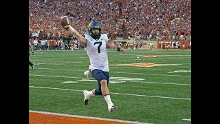 Will Grier SHOCKS Texas to Keep WVU