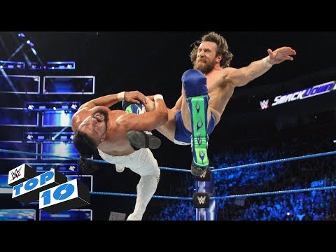 Top 10 SmackDown  moments: WWE Top 10, September 4, 2018