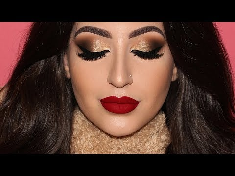 Arabian Inspired Makeup Tutorial | Melissa Samways