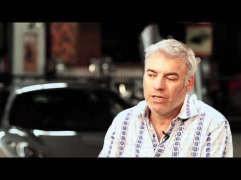 Design Overview: 2012 McLaren MP4-12C with Frank Stephenson