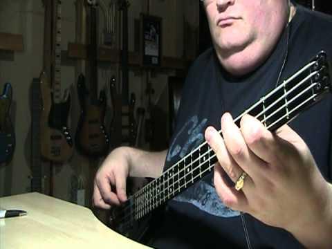 Josh Turner Me and God Bass Cover