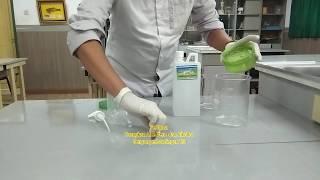Cara membuat hand sanitizer (aloe vera dan alkohol 70%)