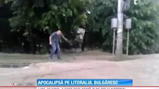 Inundaţii în Varna, Bulgaria