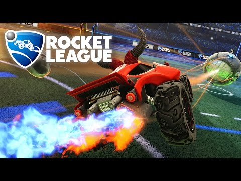 Rocket League - Xbox One Launch Trailer