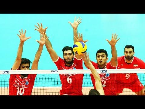 King of the volleyball blockes - Seyed Mohammad Mousavi