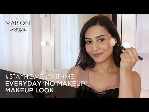 Lockdown Binge | #StayHome & Master the No-Makeup Makeup Look #WithMe | Simmy Goraya | L'Oréal Paris